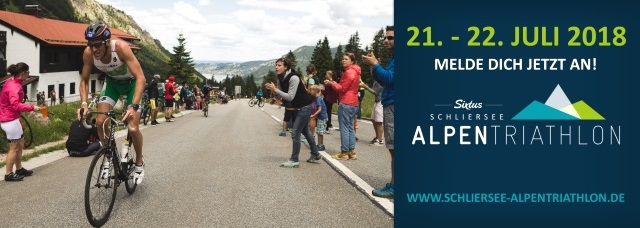 Sixtus Schliersee Alpentriathlon 2018
