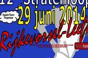 """""""Memorial Fons Brydenbach"""" 12° Stratenloop"""