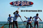 SUP BAIE LA BAULE 2012