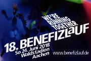 Benefizlauf Aachen 2018