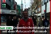 25. Int. Gelsenkirchener Volkslauf - Holocaust-Mahnmal-Marathon